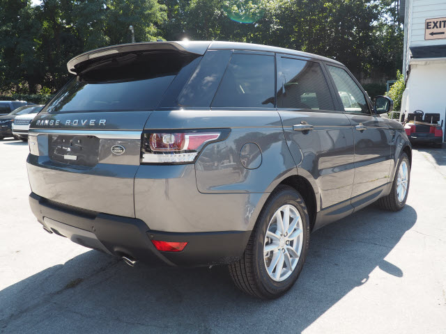 new 2016 land rover range rover sport se td6 awd se td6 4dr suv in wayne rh9127 land rover. Black Bedroom Furniture Sets. Home Design Ideas